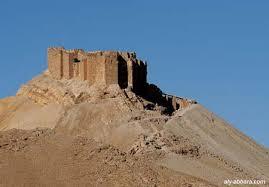 PAlmyre citadelle arabe